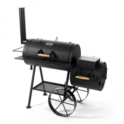 THÜROS Smoker Barbecue